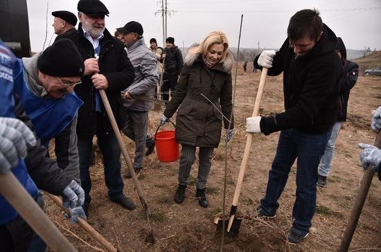 Вместо мусорного полигона в Ставропольском крае появится парк