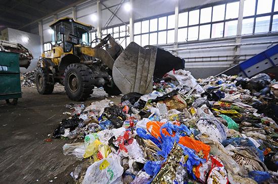 В России создадут карту перемещения бытового мусора