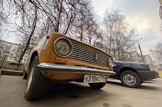 В России введут ГОСТ для раритетных автомобилей и мотоциклов