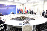 Путин поддержал идею об участии военных стран ОДКБ в Параде Победы в Москве