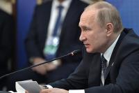 Путин призвал наращивать миротворческую деятельность ОДКБ