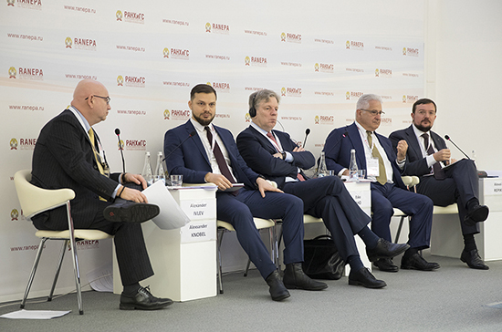 Председатель европейской организации поделится своим опытом на Гайдаровском форуме в РАНХиГС