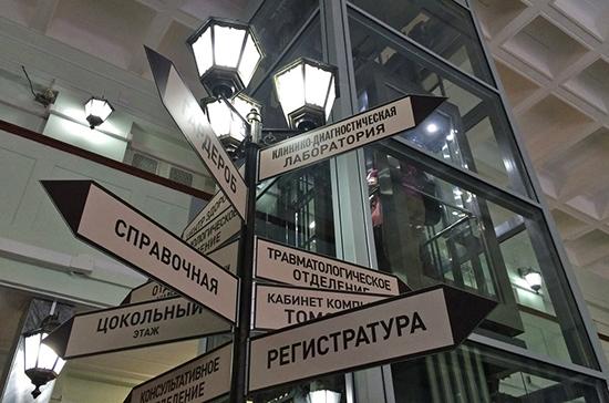 В Госдуме предложили ограничить долю иностранного капитала в клиниках