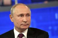 Песков сообщил, что Путин будет работать 31 декабря