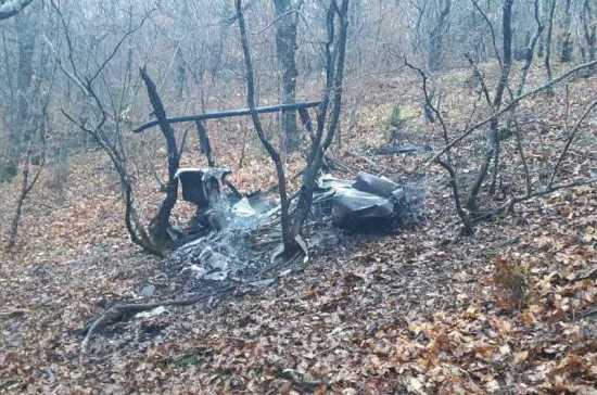 На Кубани завели уголовное дело в связи с крушением вертолета