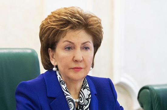 Карелова поддержала законопроект о семейно-бытовом насилии