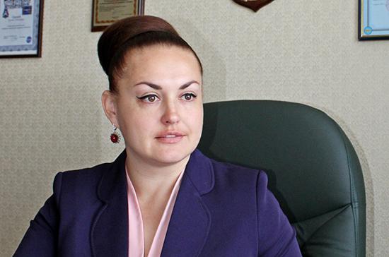Серова поддержала законопроект о профилактике домашнего насилия