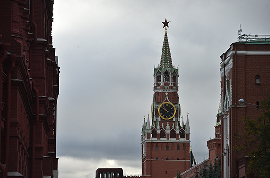 В Кремле заявили о невозможности какого-либо обсуждения статуса Крыма
