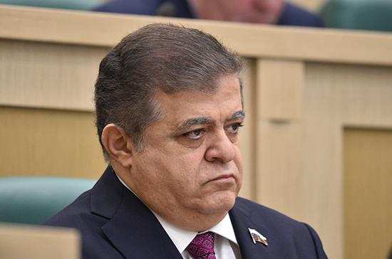 Джабаров назвал незаконным намерение США ввести санкции против «Северного потока — 2»