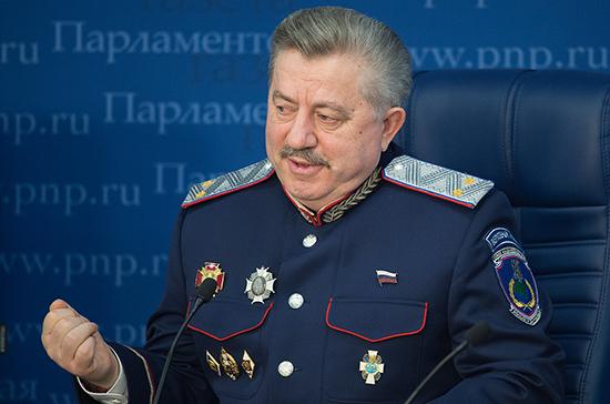 Водолацкий ответил на призыв президента Литвы признать Россию мировой угрозой