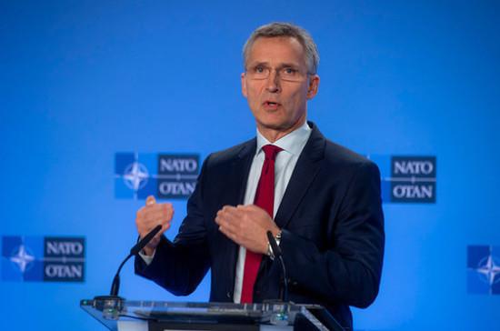 Столтенберг ответил на слова Макрона о «смерти мозга» НАТО