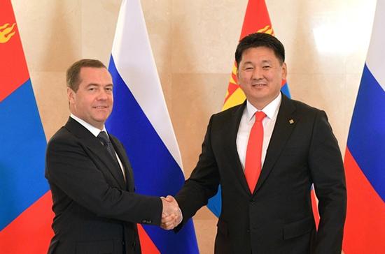 Россия и Монголия заключили ряд межведомственных соглашений