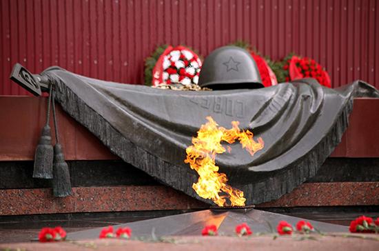 Неизвестного Солдата похоронили у Кремлёвской стены 53 года назад