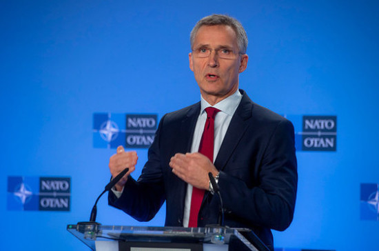 Столтенберг: НАТО продолжит укреплять восточный фланг, несмотря на заявления Эрдогана