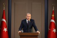 Эрдоган: отношения Турции и России не являются альтернативой отношениям с НАТО