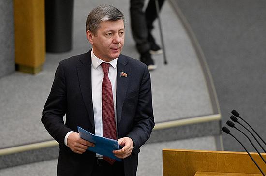 Новиков оценил заявление депутата бундестага о санкциях против США из-за «Северного потока-2»