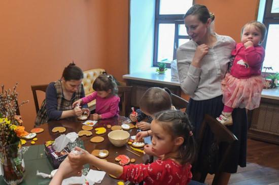 Материнский капитал можно будет потратить на частное дошкольное образование