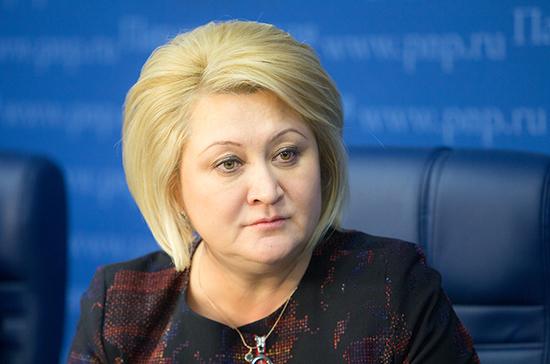 Гумерова отметила роль волонтёрского движения в решении задач в области безопасности детей