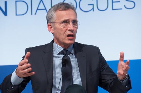 Столтенберг назвал НАТО самым успешным альянсом в истории