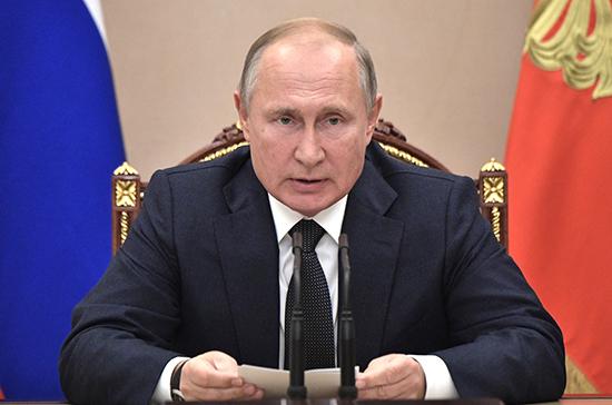 Владимир Путин поздравил Башкирский театр драмы со 100-летием
