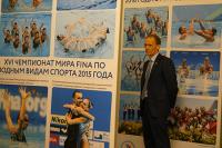 В Госдуме отметили юбилей синхронного плавания в России