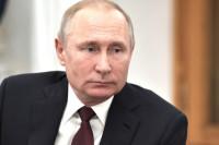 Путин отметил позитивное развитие отношений между Москвой и Белградом