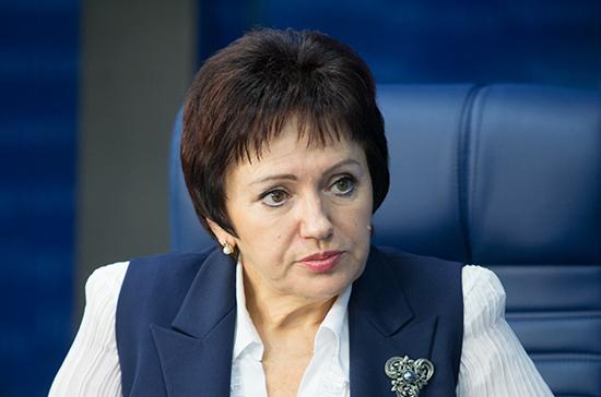 Бибикова рассказала о внедрении системы ухода за пожилыми гражданами