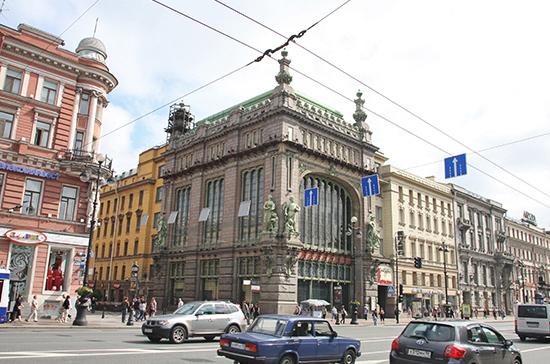 Невский проспект признали одной из самых красивых улиц мира