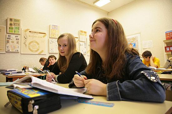 В российских школах откроют «академические классы»