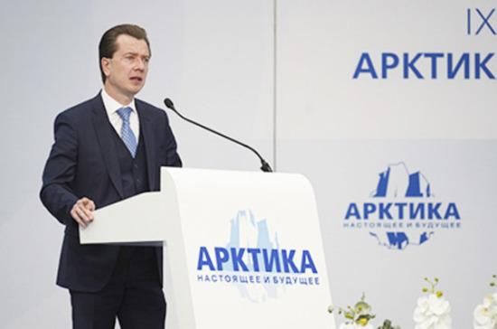 Владимир Бурматов заявил о финансировании на 1,7 млн рублей научных исследований в Арктике