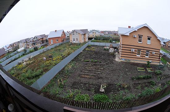 В Жуковском многодетным выделили почти 300 земельных участков за три года