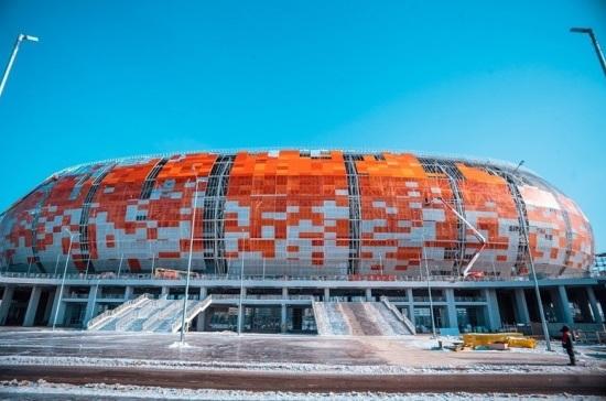 Медведев распорядился передать стадион «Мордовия Арена» в собственность региона