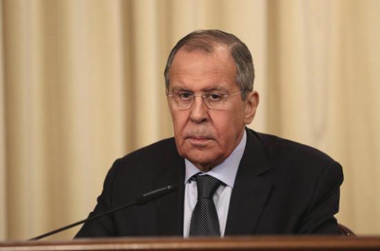 Лавров похвалил Зеленского за усилия в Донбассе