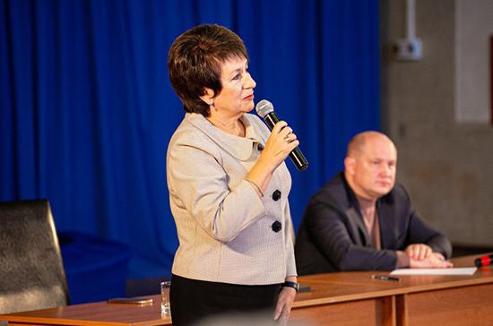 Сенатор рекомендовала Зеленскому отказаться от претензий на Крым