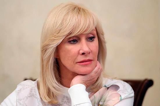 Пушкина назвала срок рассмотрения поправок к проекту о семейно-бытовом насилии