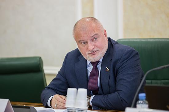 Клишас: в Совете Европы обратили внимание на дискриминационный характер закона о госязыке на Украине