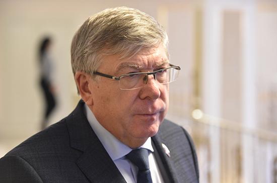 Рязанский: России следует отстаивать права «чистых» спортсменов в судебном порядке