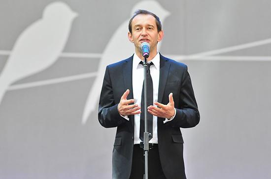 Хабенский стал лауреатом госпремии за достижения в благотворительности