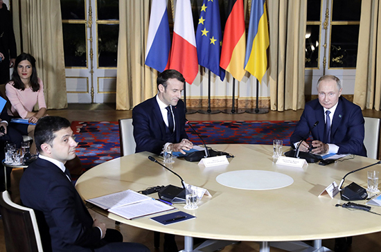 В Кремле рассказали о знакомстве Путина и Зеленского
