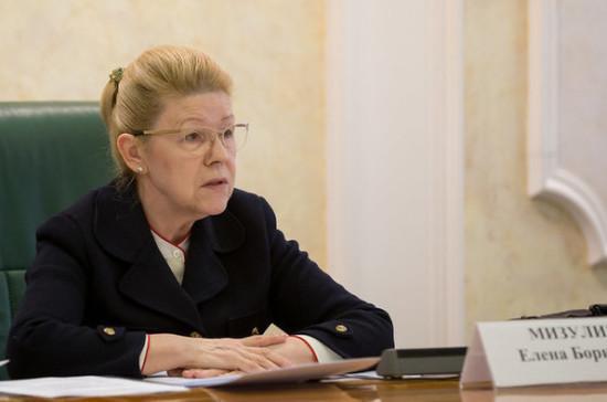 Елена Мизулина выразила соболезнования родным Юрия Лужкова
