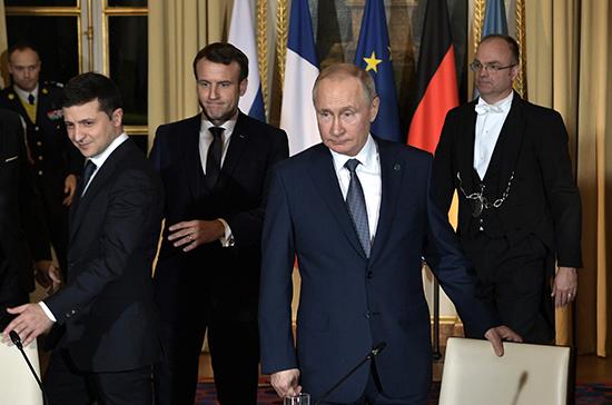 Россия и Украина остались при своём