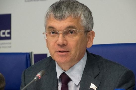 Петров предложил разработать закон о регистре онкологических пациентов по направлениям