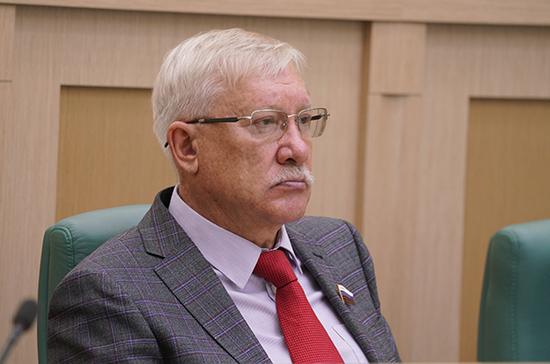 Морозов объяснил попытки стран Европы исказить факты о Великой Отечественной войне
