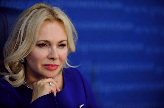 Ковитиди предупредила о спаде темпов строительства в Крыму