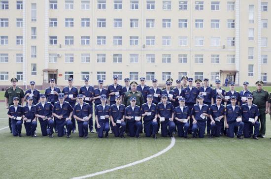 В Минобороны поддержали инициативу об отчислении из кадетских и суворовских училищ нарушителей дисциплины