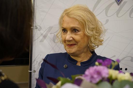 В Госдуме состоялся премьерный показ фильма «Конек Чайковской»