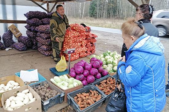 Розничные рынки в Крыму не станут капитальными раньше 2025 года