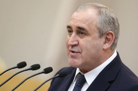 Неверов призвал стимулировать экспорт сельскохозяйственной продукции