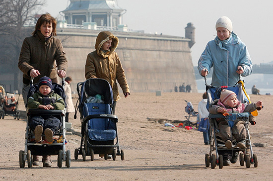 Субсидии на поддержку рождаемости в 2020 году получат 75 регионов