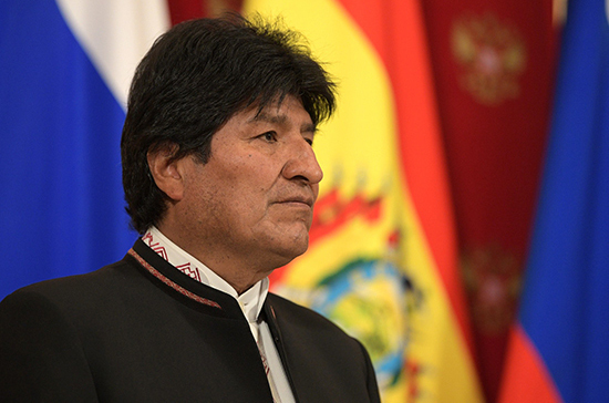 Моралес получит статус беженца в Аргентине
